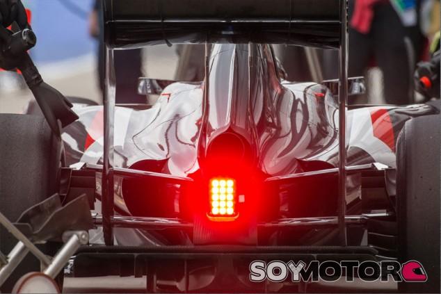 Sauber en el GP de Gran Bretaña F1 2014: Viernes