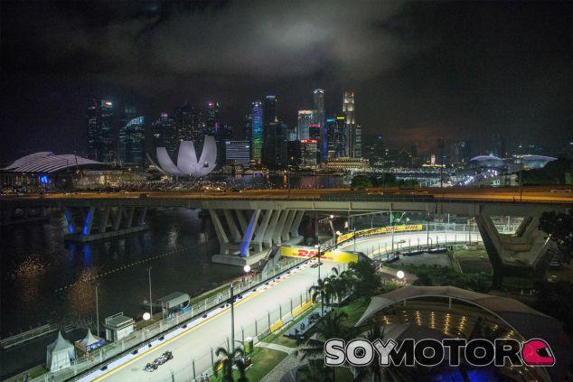 Singapur, un circuito único - LaF1