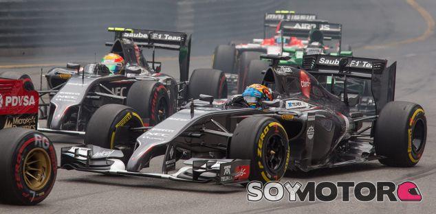 """Jordan sobre Sauber: """"La mejor solución sería vender el equipo"""" - LaF1.es"""