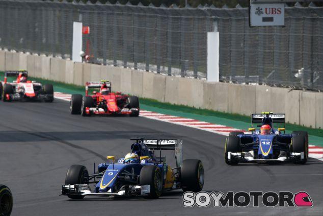 Sauber espera ser más competitivo en 2016 - LaF1