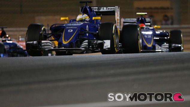 Sauber ha tenido un ritmo más decente hoy en Baréin - LaF1