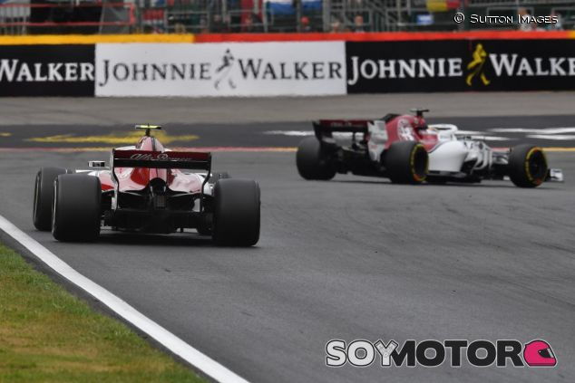 Los coches de Sauber – SoyMotor.com