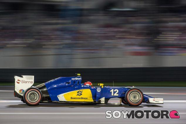 Sauber ya piensa en 2016 tras los malos resultados de este año - LaF1