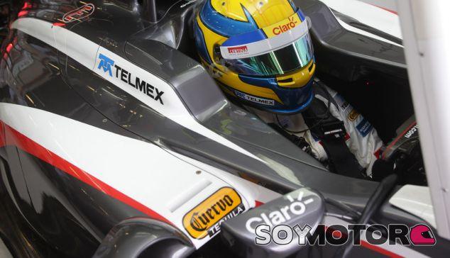 Sauber y Jose Cuervo renuevan su acuerdo para 2014