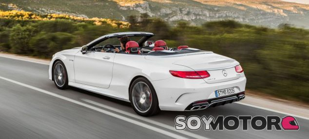 Mercedes Clase S Cabrio 2016 -SoyMotor