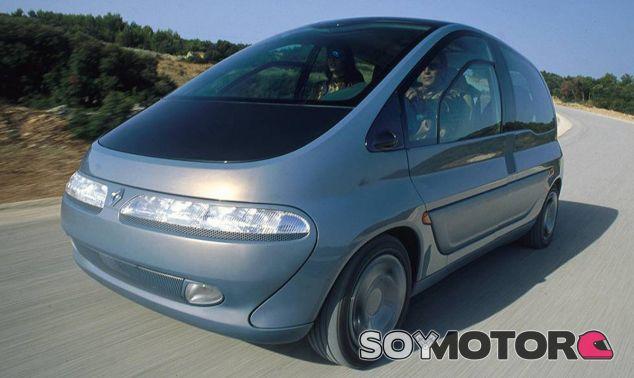 Este fue el primer conato de Renault Scénic que conocimos - SoyMotor