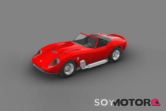 SCG 006: la nueva creación de Scuderia Cameron Glickenhaus - SoyMotor.com