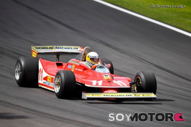 """Scheckter: """"Ser tú mismo es el mayor secreto para lograr el éxito"""" - SoyMotor.com"""