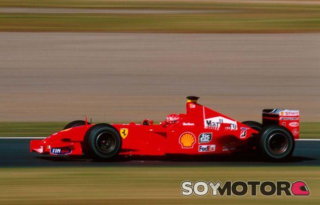 Michael Schumacher en Suzuka - SoyMotor.com