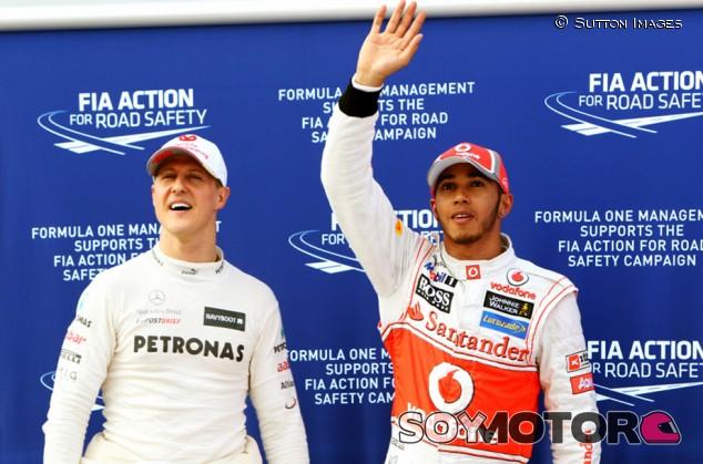"""Villeneuve: """"Hamilton y Schumacher ganaron porque tenían el mejor coche"""" - SoyMotor.com"""