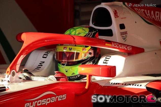 "Adrián Campos: ""Mick Schumacher está predestinado a estar en la F1"" - SoyMotor.com"