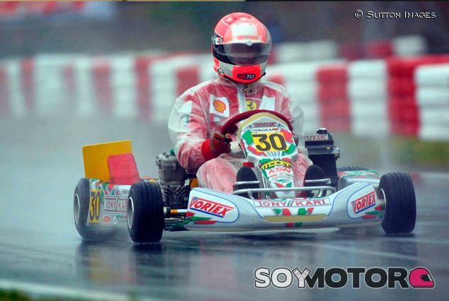 Michael Schumacher en Kerpen - SoyMotor.com
