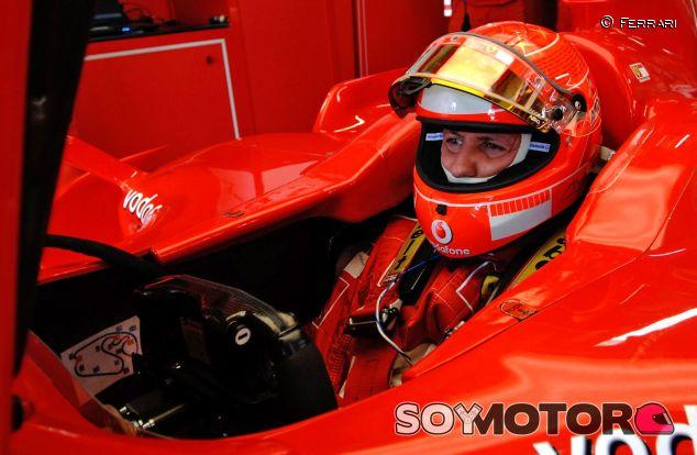 Michael Schumacher en 2006 - LaF1