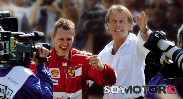 Montezemolo sigue afectado por el accidente de Schumacher - LaF1