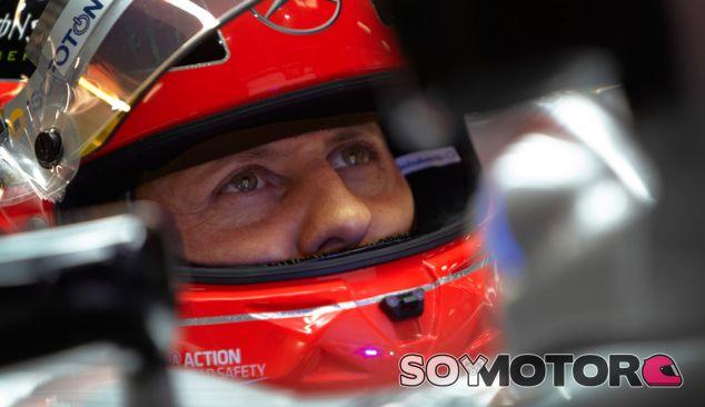 """Harstein sobre Schumacher: """"La esperanza de vida se mide en meses o pocos años"""""""