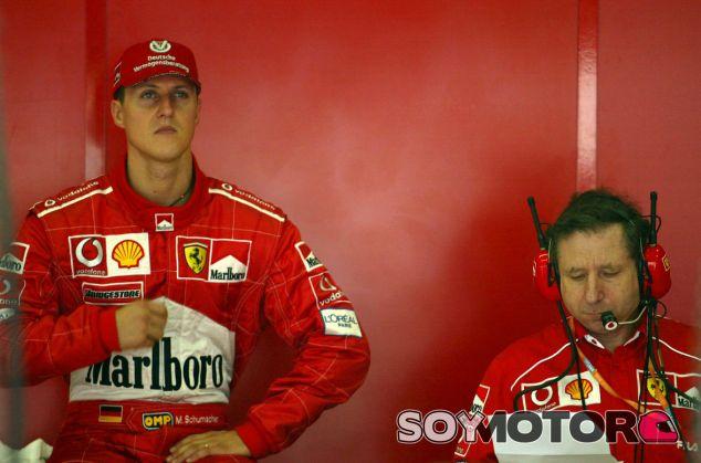 """Todt: """"Vettel me recuerda a Schumi por su hambre de éxito""""- SoyMotor"""
