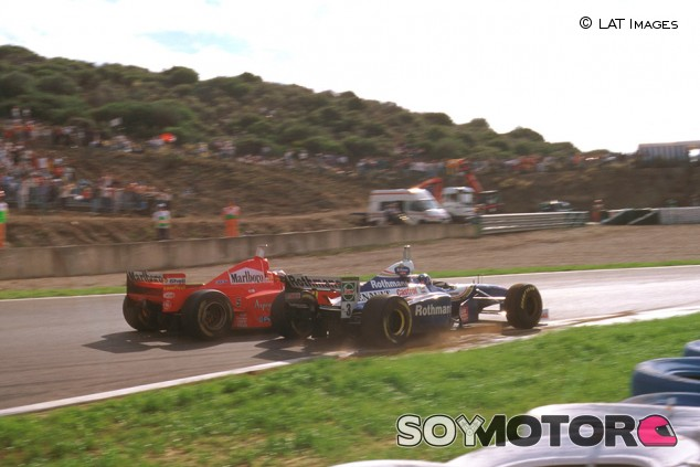 """Weber: """"Es estúpido que Ecclestone diga que Schumacher no conocía el límite"""" - SoyMotor.com"""