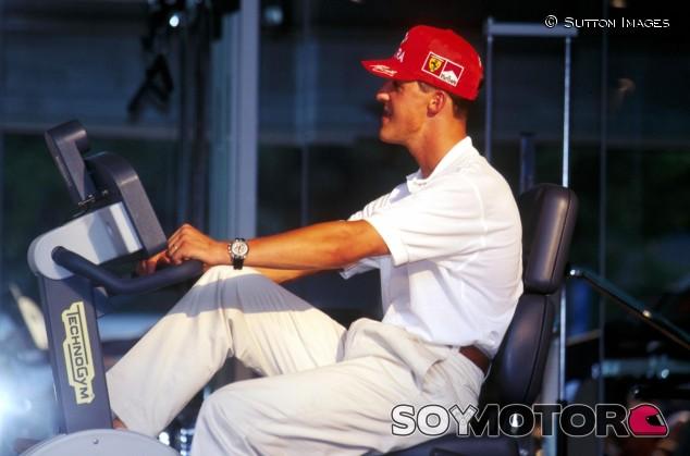 """El neurocirujano de Schumacher: """"Será una persona muy diferente"""" - SoyMotor.com"""