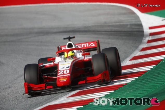 GP de Estiria: Schumacher y Ghiotto deben remontar tras los problemas de Austria - SoyMotor.com