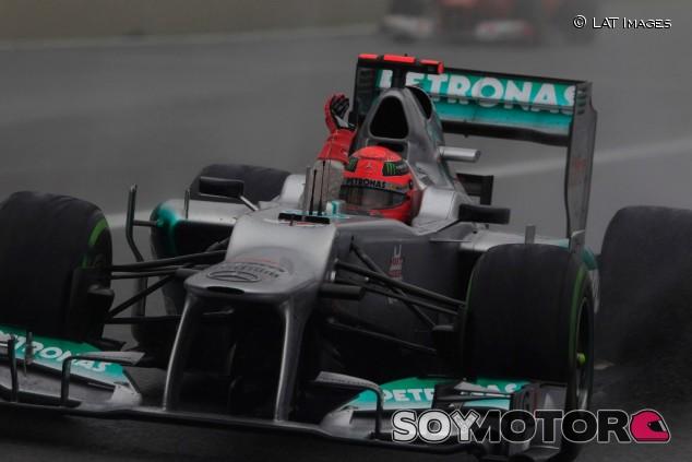 """Mercedes: """"Todos queríamos que Schumacher ganara con nosotros"""" - SoyMotor.com"""
