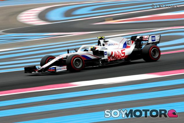 Agridulce sábado para Schumacher: primera vez en Q2, sin presencia en pista - SoyMotor.com