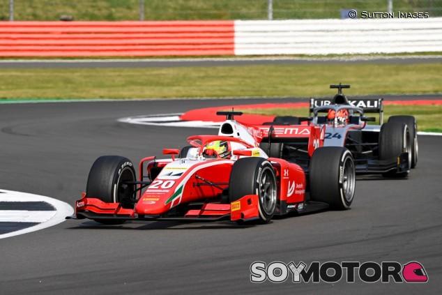 Schumacher y Mazepin serán los pilotos de Haas en 2021 - SoyMotor.com