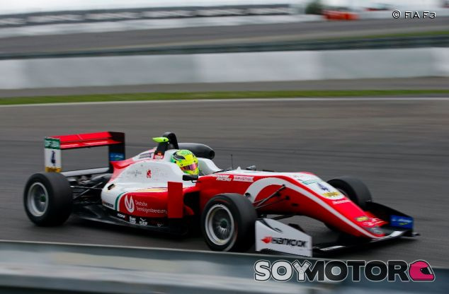 Mick Schumacher en Nürburgring – SoyMotor.com