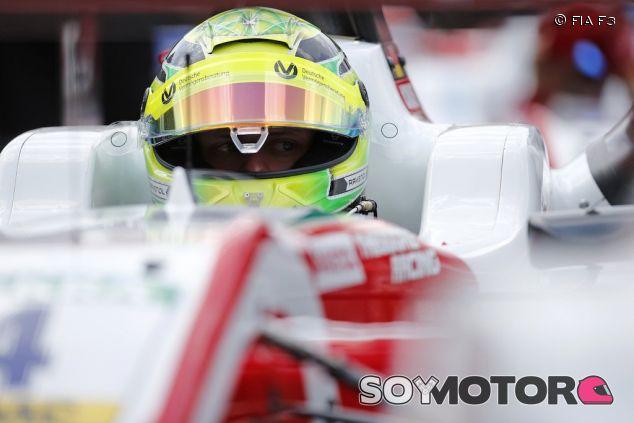 Mick Schumacher – SoyMotor.com