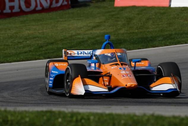Scott Dixon quiere ganar la corona en Indianápolis - SoyMotor.com