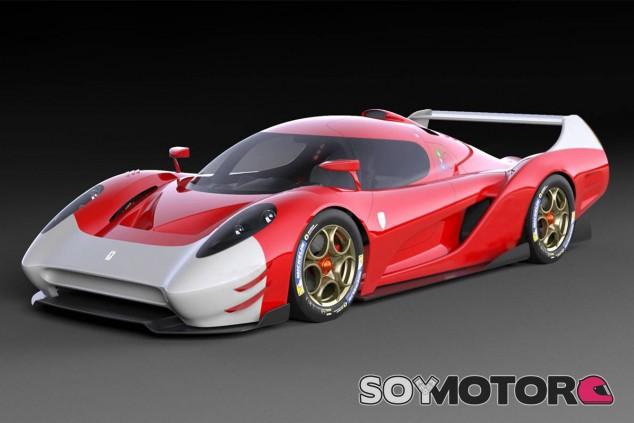 Scuderia Cameron Glickenhaus anuncia un hypercar para poder correr las 24 Horas de Le Mans - SoyMotor.com