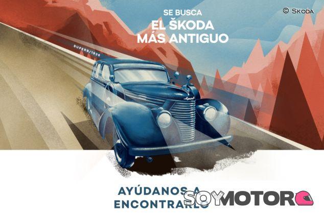 Se busca el Skoda más antiguo de España - SoyMotor.com