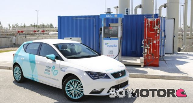 Seat y Aqualia desarrollan un biocombustible a partir de aguas residuales