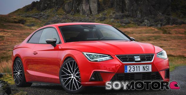 Y si el Audi A5 se convirtiese en un Seat Coupé - SoyMotor.com