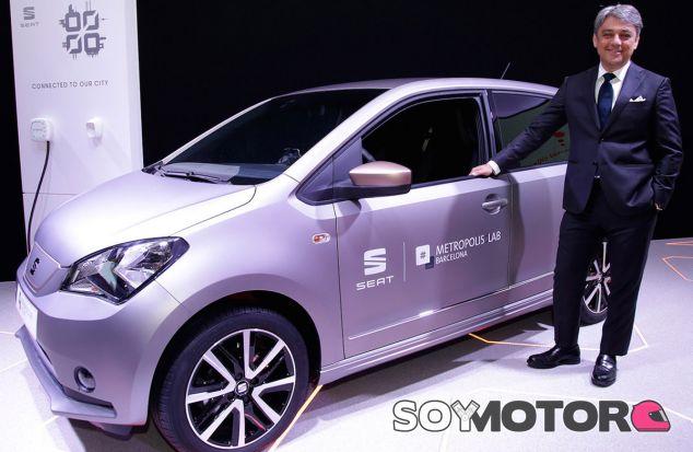 El Centro de Investigación gestionado por Seat Metroplis: Lab Barcelona usará los primeros Seat e-Mii - SoyMotor
