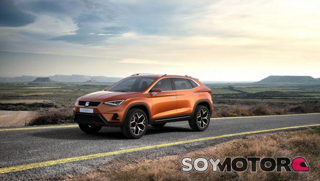 El futuro SUV de Seat sigue despertando una gran curiosidad - SoyMotor