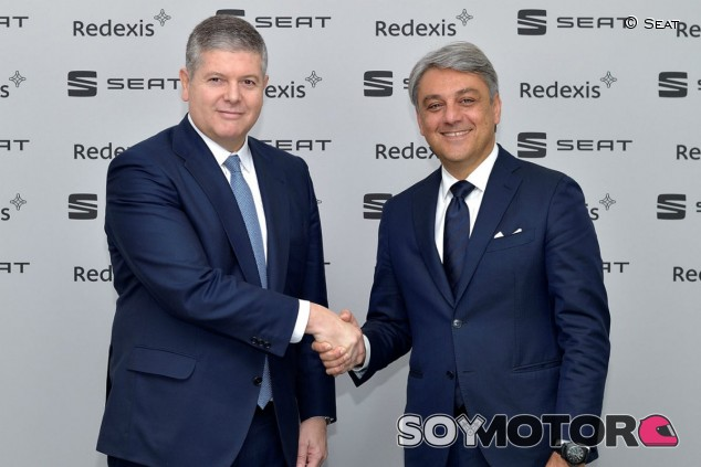 Seat creará instalaciones de repostaje de GNC de la mano de Redexis - SoyMotor.com