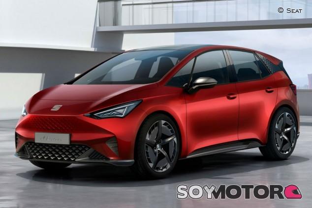 Seat lanzará cinco modelos electrificados de aquí a 2021 - SoyMotor.com