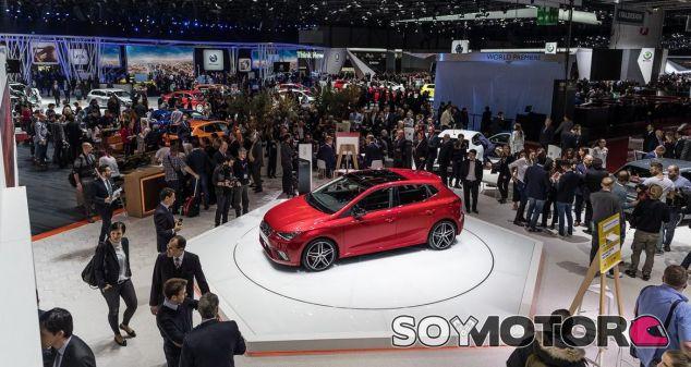 El nuevo Seat Ibiza - SoyMotor.com