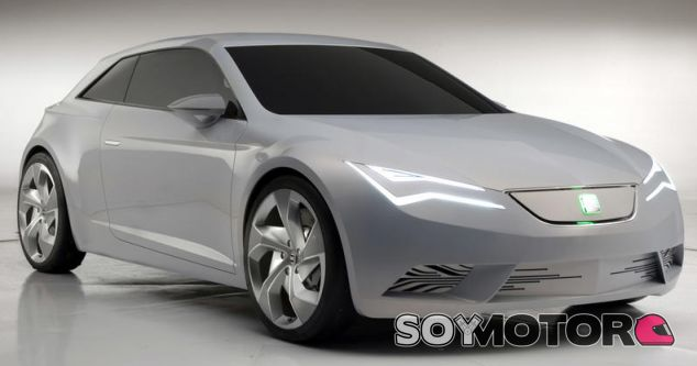 Seat Concept IBE de 2010 - SoyMotor.com