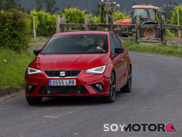 Seat Ibiza 2021 - SoyMotor.com