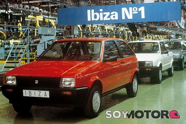 Seat Ibiza: historia de sus cuatro generaciones - SoyMotor.com