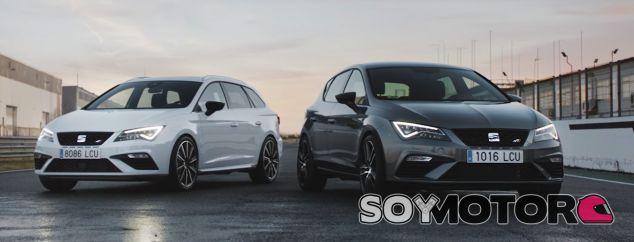 Seat León Cupra - SoyMotor.com