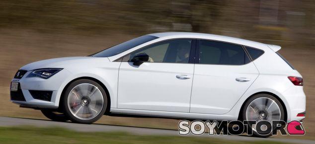 El Seat Leon Cupra es la versión más vitaminada - SoyMotor