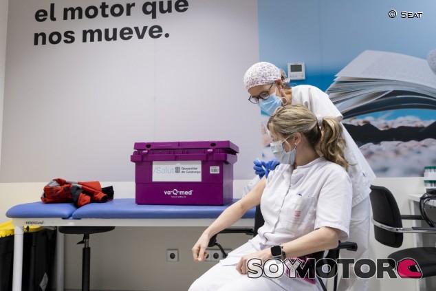 Seat: vacunación contra la Covid-19 en Martorell y a domicilio - SoyMotor.com
