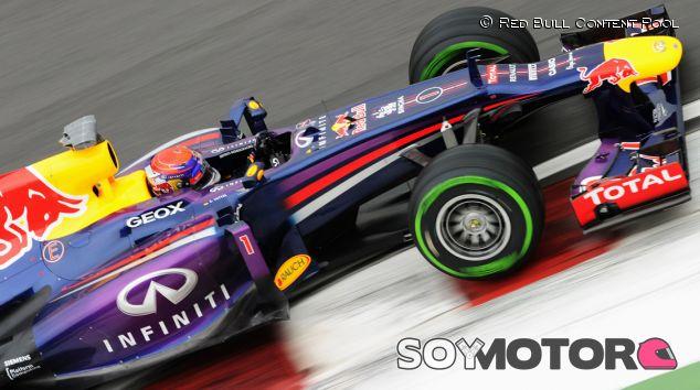 Sebastian Vettel intentará una victoria en el GP de Gran Bretaña