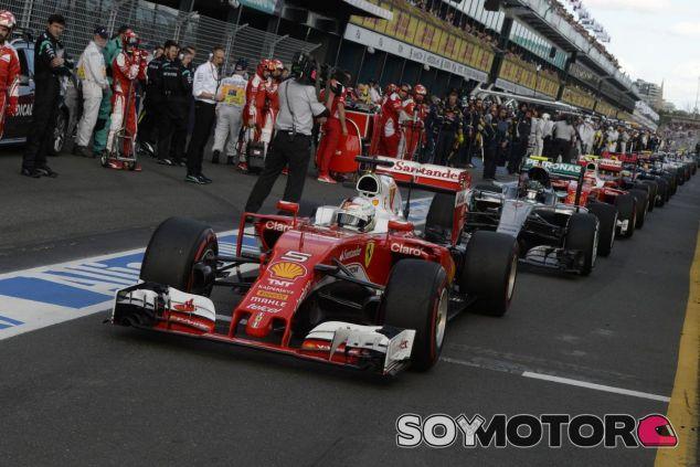 Sebastian Vettel sigue crítico con la Fórmula 1 - LaF1