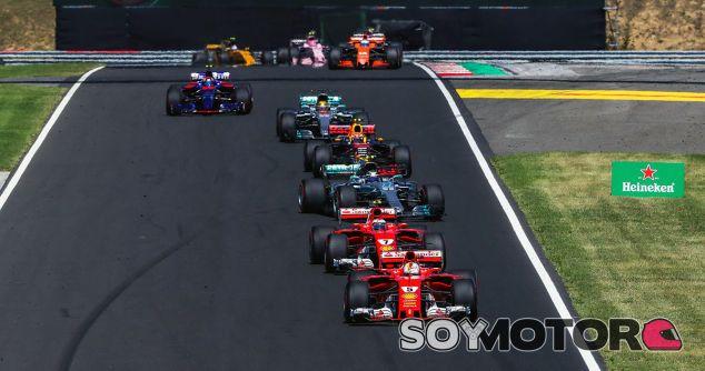 Vettel lidera el mundial, y quiere liderarlo tras Abu Dabi - SoyMotor