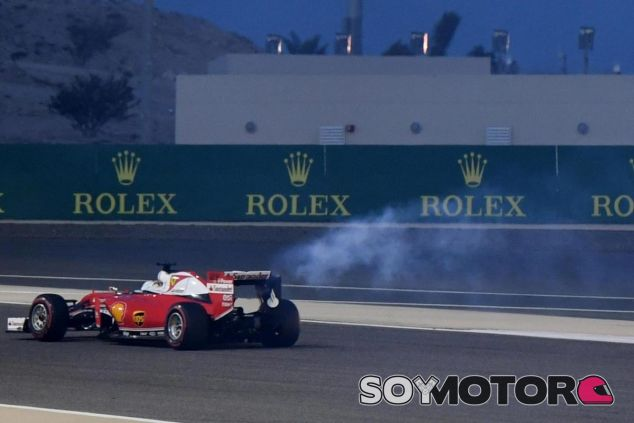 Ferrari descubre el problema que tuvo Vettel - LaF1