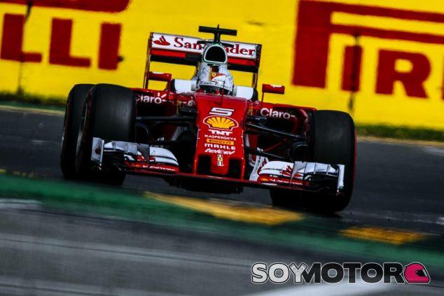 Sebastian Vettel está insistiendo mucho en hacer los cambios correctos por el bien de la F1 - LaF1