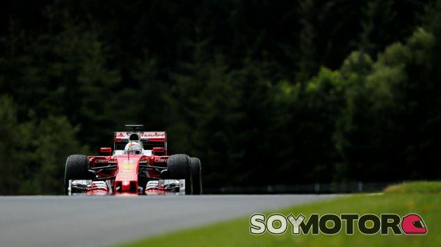 Vettel espera mejorar mañana - LaF1